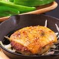 料理メニュー写真ピーマンの肉詰めラレズ