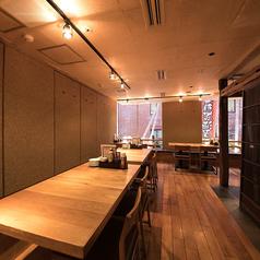 海鮮居酒屋 山傳丸 やまでんまる 赤坂店の雰囲気1