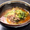 料理メニュー写真激麺