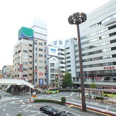 【高崎駅】【西口】【徒歩1分】西口を出てバスターミナルを向かいに左手側★1階は庄やさんになります★駅チカ★