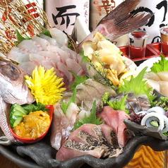 魚屋直営 国分寺 魚しげ