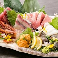 九州直送!自慢の鮮魚をコースでご用意♪