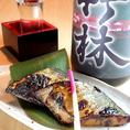 【竹林】何よりお米の味を生かすことに留意し、酒造好適米・山田錦を使った純米酒です。西京焼きなど魚の焼きものなどに相性いいですよ!