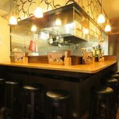 串焼 麺屋 鶏のすけの雰囲気2