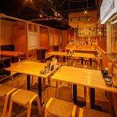 ネオ大衆酒場 クマサン KUMA3 いわき店の雰囲気2