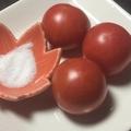 料理メニュー写真フルーツトマト/エビマヨ生春巻