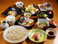蕎麦割烹 赤坂 三平のおすすめポイント1