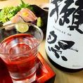【獺祭】山口の旭酒造でつくられる誰にでも美味しいといってもらえるように手間暇かけて造られた日本酒です。岡山でも飲めるお店が少ない貴重なお酒です。