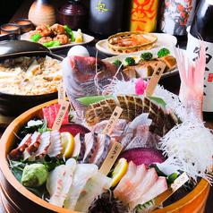 とびっきり旨い酒と魚 東新漁港の写真
