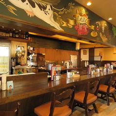 鉄板食堂 バルコ 平成大学前店の雰囲気1