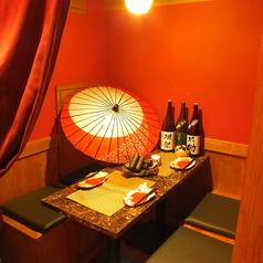 肉料理 肉寿司 OKITAYA 梅田東通り店の雰囲気1