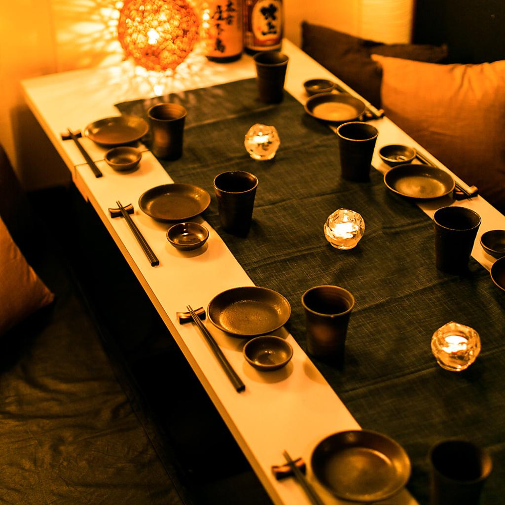 完全個室 牡蠣料理ともつ鍋が旨い居酒屋うみきん‐UMIKIN‐ 渋谷店|店舗イメージ5