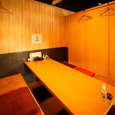 ネオ大衆酒場 クマサン KUMA3 いわき店の雰囲気1