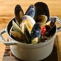 料理メニュー写真いろいろ貝のワイン蒸し