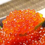 【北海道産こぼれイクラ寿司390円】プチプチの食感が味わえる♪品数限定!