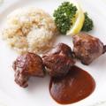 料理メニュー写真シャシュルィク・イズ・バラにヌィー