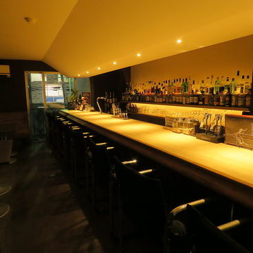 Bar&Kitchen Funnyの雰囲気1