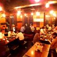 浜松町で大型宴会ならお任せください。20名様から最大60名様まで、テーブル席で貸切宴会承っております。たっぷり最大3時間の飲み放題付宴会コース2,980円~ご提供!足を伸ばしてゆっくり各種ご宴会をお楽しみくださいお早目のご予約がおすすめです!