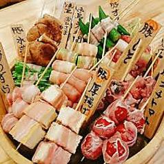 料理メニュー写真★産直野菜、肉、魚の炉端焼き★