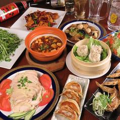 北京料理東順閣の写真