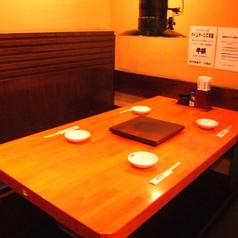 焼肉 ふうふう亭 京橋店の雰囲気1