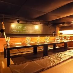 新川バル KACHETE カッチェテの雰囲気1