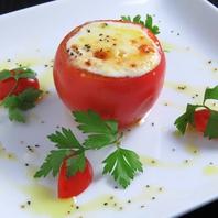 彩り豊かな野菜を使用した絶品料理をご賞味あれ