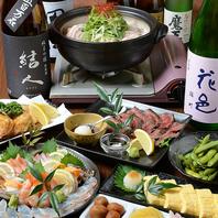 2018年忘年会・新年会に!選べる鍋付宴会コース★