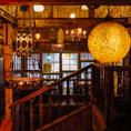 【3F】プライベート感たっぷり!のんびりくつろぎながらお酒とお料理を愉しめます★広々としたお座敷は、シーンに合わせて使えるプライベート空間です。[女子会/カフェ/鹿児島/中央駅/飲み放題/宴会/誕生日/肉]