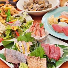 にぎり漁師料理 阿波水産 狭山店のおすすめ料理1