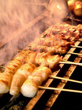 隅火 もつ串焼のおすすめ料理1