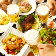 和×中×韓料理 三国団 さんごくだんの写真