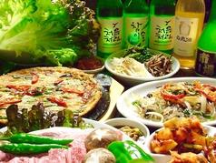 韓国居酒屋 ソウル SeOUL 宮崎市のコース写真