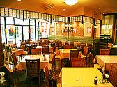 大人数の宴会も可能なテーブル席☆※写真は系列店です。