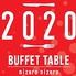 BUFFET TABLE 2020のロゴ