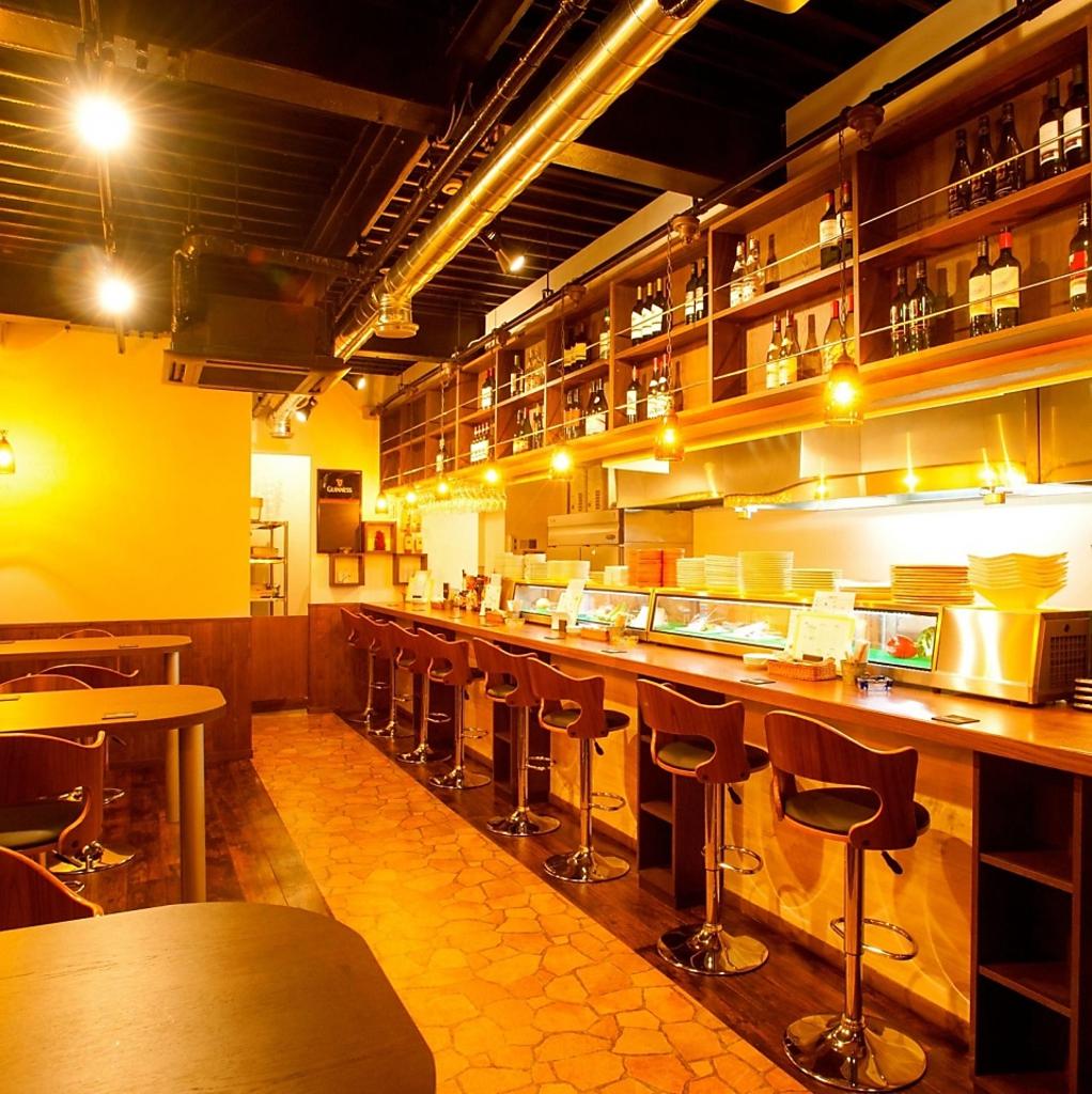 炭焼ワイン酒場 Kokomo (ココモ) 店舗イメージ1