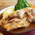 料理メニュー写真オーブン焼きチキンスープカレー