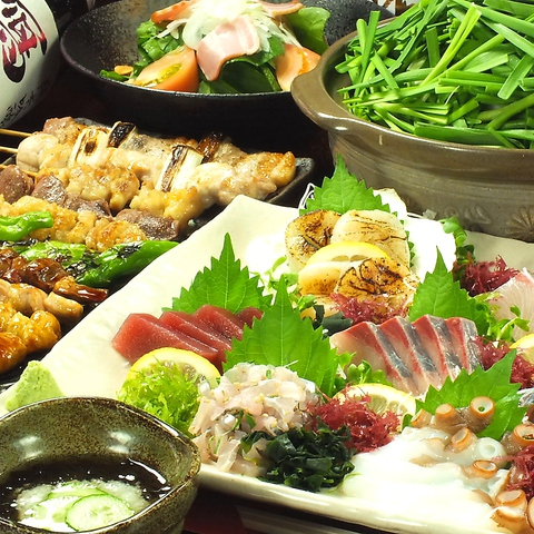 市場直送鮮魚の刺身が分厚い!料理もお酒もリーズナブル!コスパ◎の大満足海鮮居酒屋