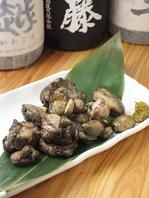 当店自慢☆宮崎地鶏のモモ焼き!