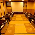 【ご宴会個室】最少10名様からご宴会可能です。結納や接待にもご利用いただけます。