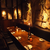 森の酒場 隠豚 いんとん 新宿西口の雰囲気3