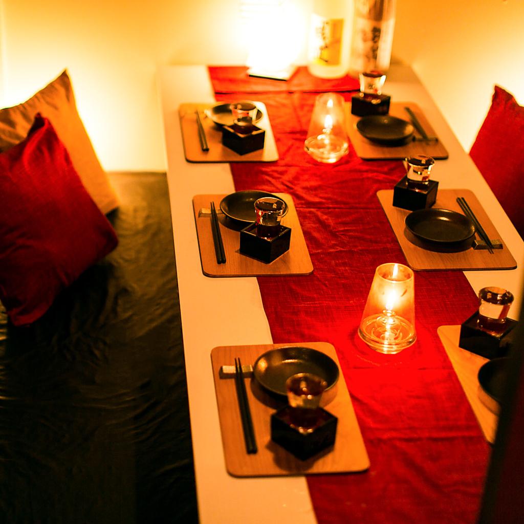 完全個室 牡蠣料理ともつ鍋が旨い居酒屋うみきん‐UMIKIN‐ 渋谷店|店舗イメージ9