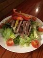 料理メニュー写真自家製!スモークポークサラダ