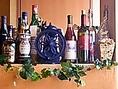 ワインも豊富に揃えて、大人な時間を♪