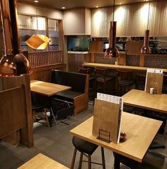魚貝 鶏料理 日本酒 とよ新の雰囲気1