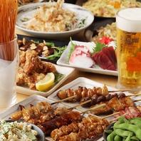 色々な宴会コースをご用意!下北沢で宴会なら俺ん家!