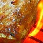 【石垣島産まぐろのカマ塩焼き690円(中)】全国でもマグロの漁獲量が多い沖縄のマグロ!