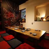 北海道海鮮 完全個室 23番地 藤沢店の雰囲気2