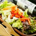 料理メニュー写真昇サラダ