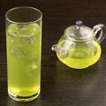 料理メニュー写真さわやかな香りと豊潤な味わいが特徴の『アイス煎茶 知覧茶』